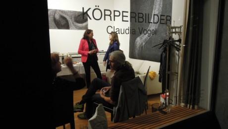 Körperbilder im Artspace Luzern