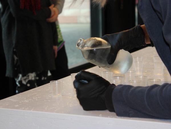 Amuse Bouche im Museum Tinguely